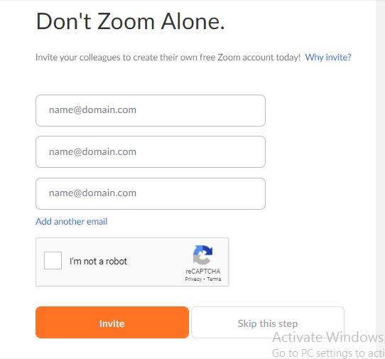 Register Zoom