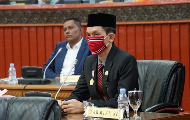 Anggota DPRA ingatkan Pemerintah Aceh Jangan Coba Bermain Anggaran Covid-19
