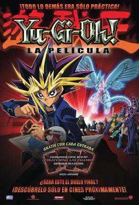 Yu-Gi-Oh! La Película – DVDRIP LATINO