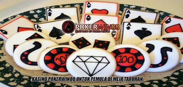 Kasino Pokerwinqq Untuk Pemula Di Meja Taruhan