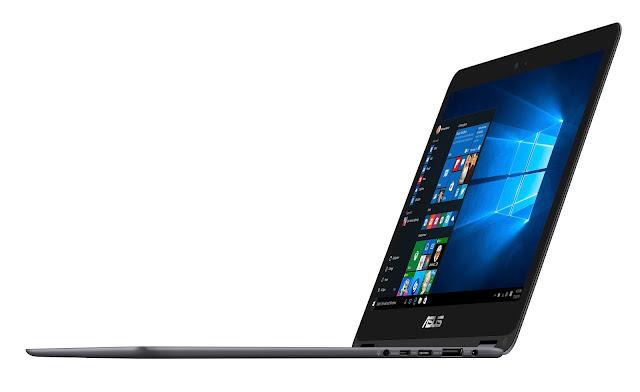 promo imlek Asus ZenBook Flip UX360CA.