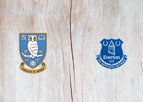 Sheffield Wednesday vs Everton -Highlights 24 September 2019