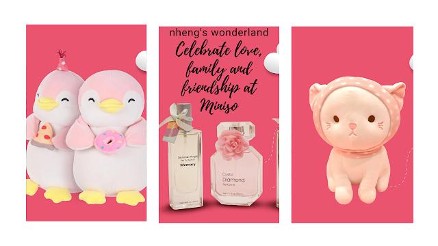 Miniso Valentine's Day 2020