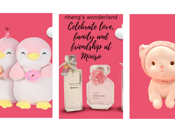 CELEBRATING LOVE, FAMILY AND FRIENDSHIP AT MINISO