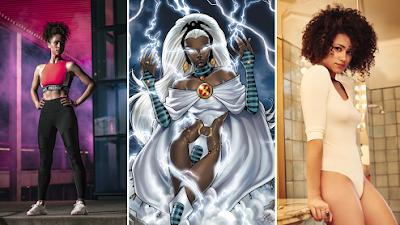 Nathalie Emmanuel considerada para ser Storm en los X-Men de Marvel