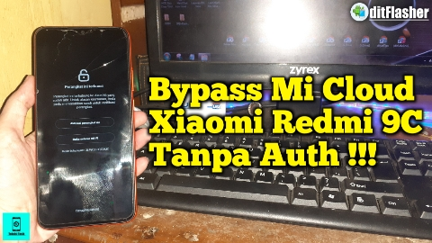 cara-bypass-micloud-xiaomi-redmi-9c