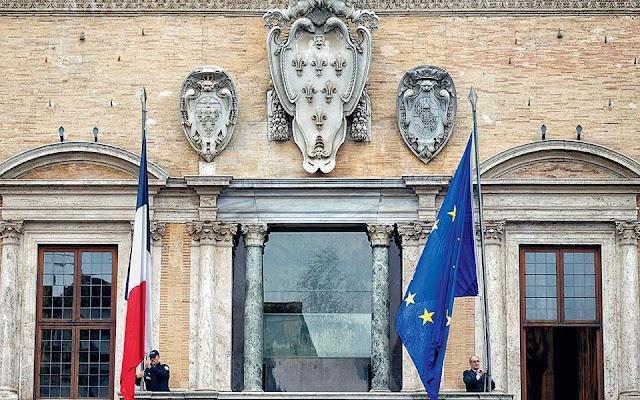 Γαλλία: Κατηγορεί τον Τούρκο πρέσβη για ανακριβείς ισχυρισμούς-Τον κάλεσε για εξηγήσεις