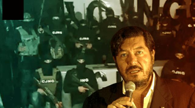Jorge Hank Rhon candidato a la gubernatura de Baja California, dueño de Casinos Caliente y Los Cholos de Tijuana es líder del CJNG en Baja California