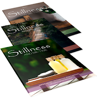stillness and me-time digital magazine