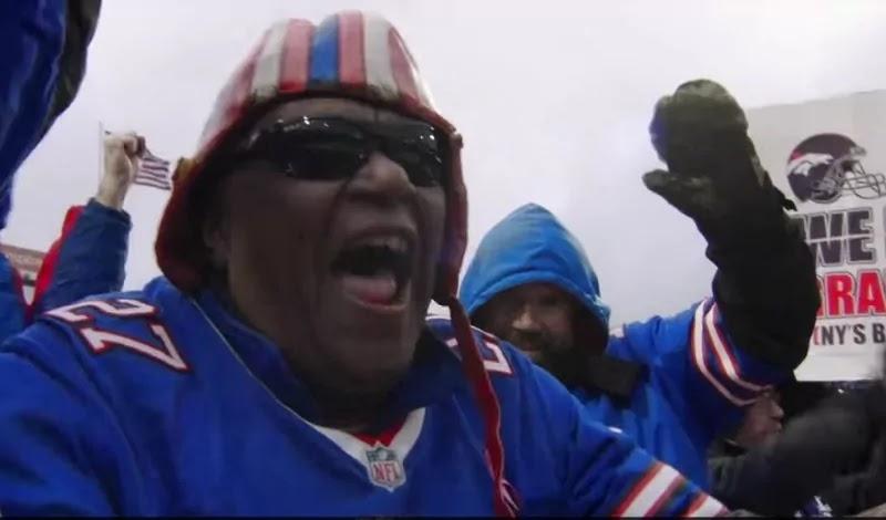 Buffalo Bills Mafia fans