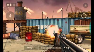 Major GUN : War on Terror v3.8.4 Mod Apk (Money)