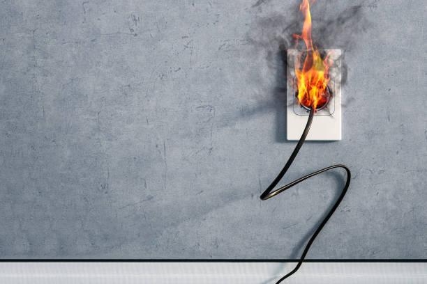 5 masalah yang bisa sebabkan kebakaran akibat korsleting listrik