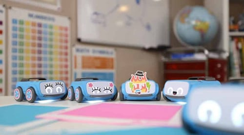 Sphero indi ... a robot that children use to learn to code
