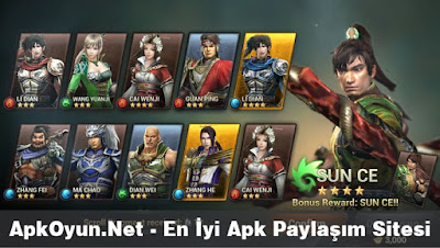 Dynasty-Warriors-Unleashed-APK-Hile