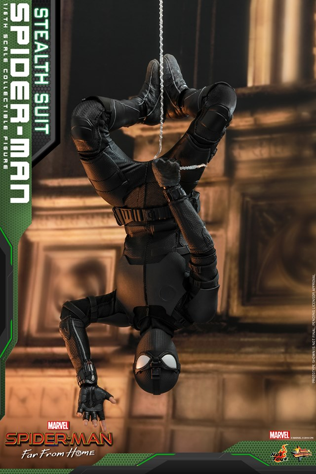 Spider-Man (Stealth Suit) (Deluxe Version)