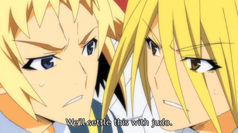 medaka box and zenkichi relationship trust