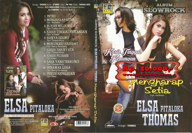 Elsa Pitaloka & Thomas Arya - Mengharap Setia (Album Slowrock)