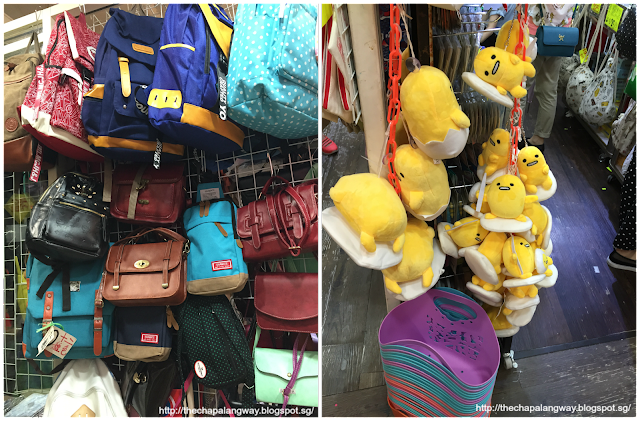 dragon centre, shopping in hong kong, travel hk, things to do in hong kong, apple mall, sham shui po, dragon centre, bags, cheap stuff, gudetama plushies, recommended place to shop in hong kong