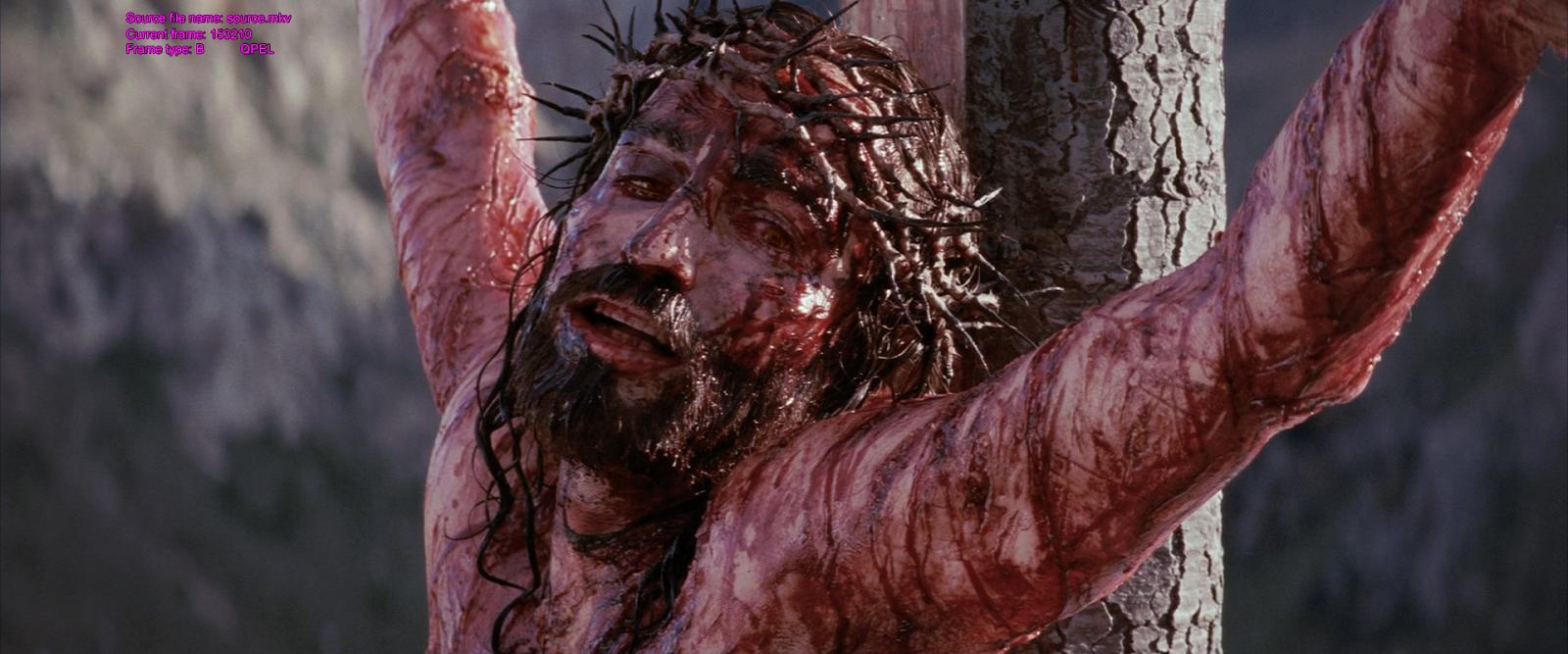 La Pasión De Cristo (2004) Edición Definitiva Full HD 1080p BD25 6