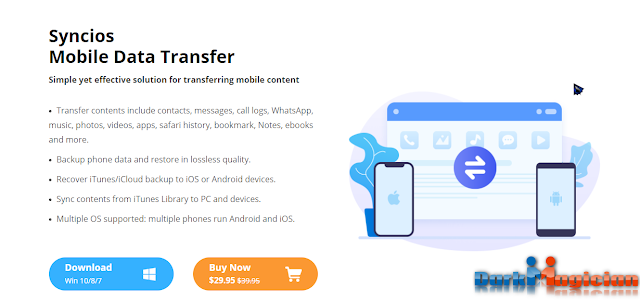 transfer contacts from iphone to android,