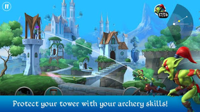Tiny Archers Mod Apk v1.22.25.0 Unlimited Money