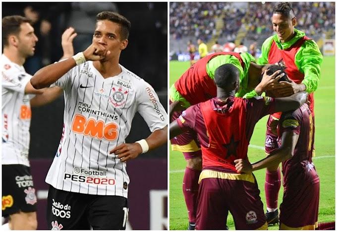Corinthians también clasificó a fase 2 de la Copa Libertadores 2020: ¿Se verá las caras con DEPORTES TOLIMA?