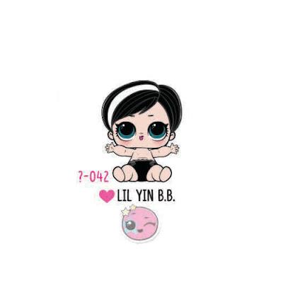 Малышка Инь Lil YIN B.B.