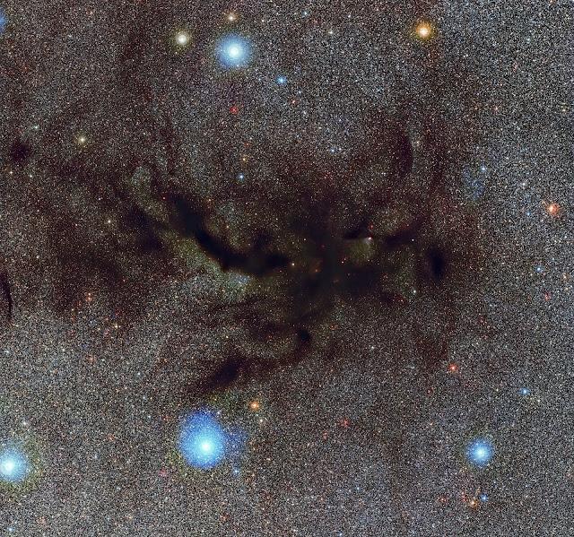 Dark Nebula Barnard 59