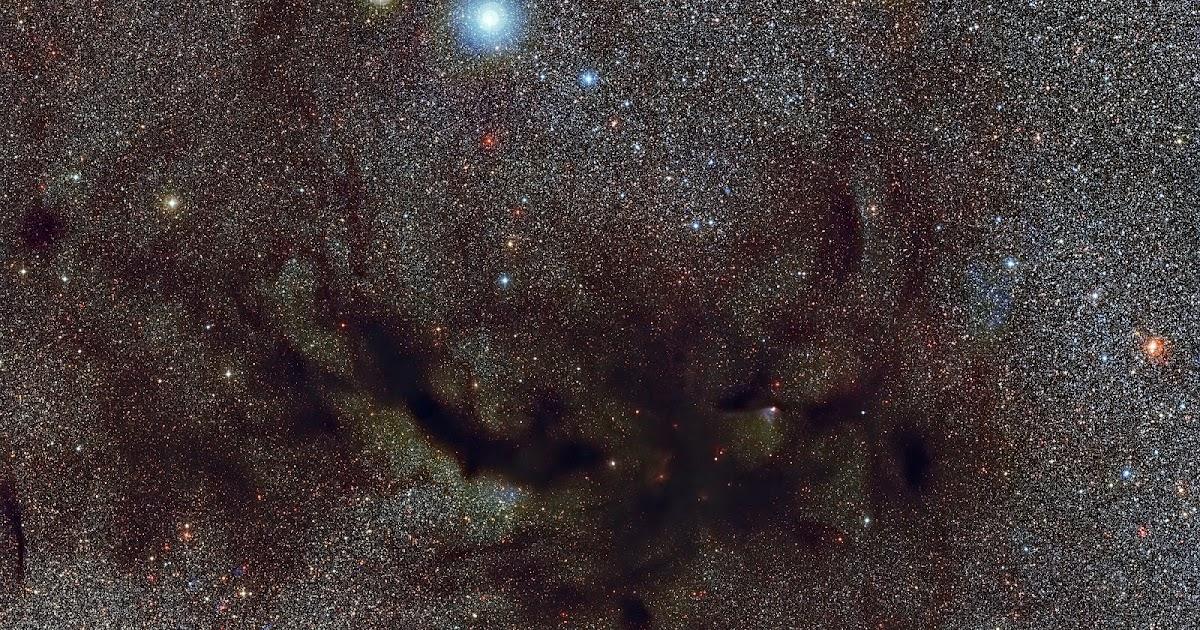 Dark Nebula Barnard 59 Earth Blog