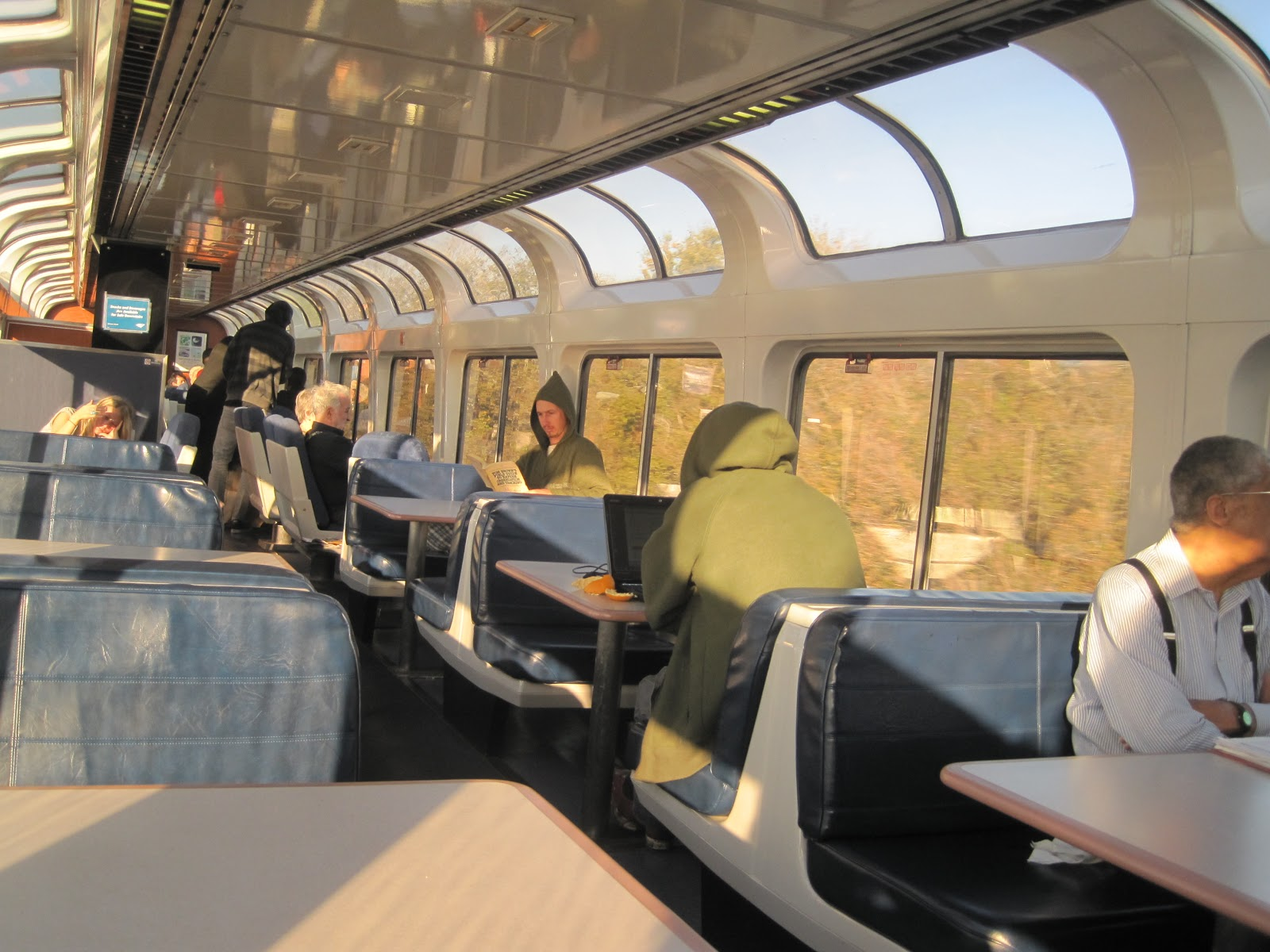 Seasons Sunset Limited Travels By Train