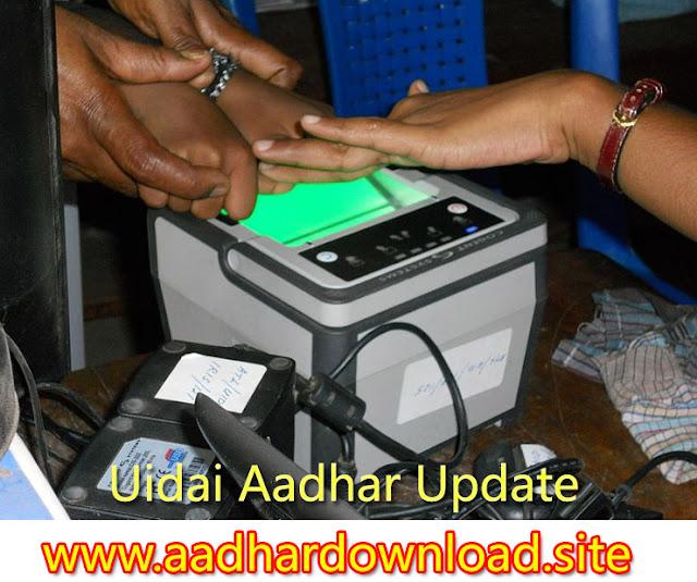 Uidai Aadhar Update | Know How You Can Update Your Aadhaar Card Online