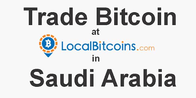 Trade Bitcoin in Saudi Arabia