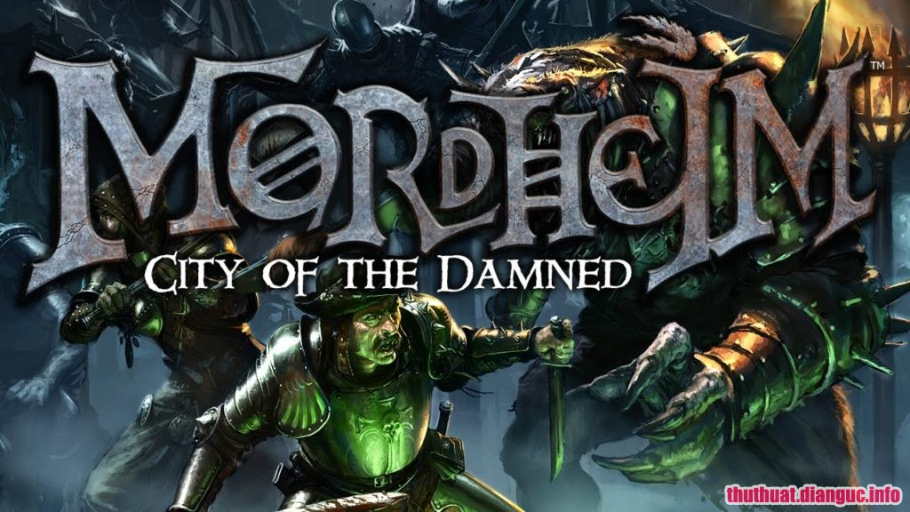 Download game Mordheim City of the Damned Full Cr@ck