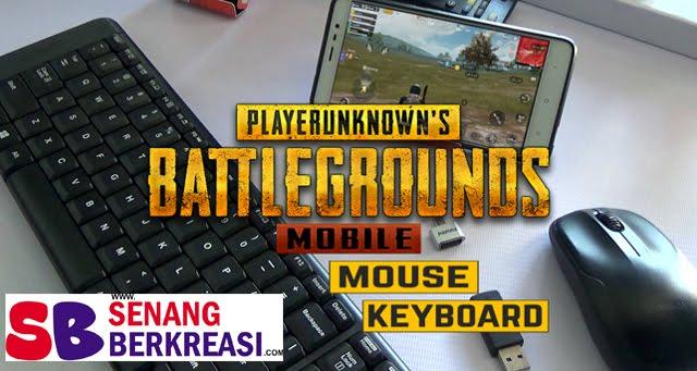 Cara Main PUBG dengan Mouse Keyboard Via Octopus