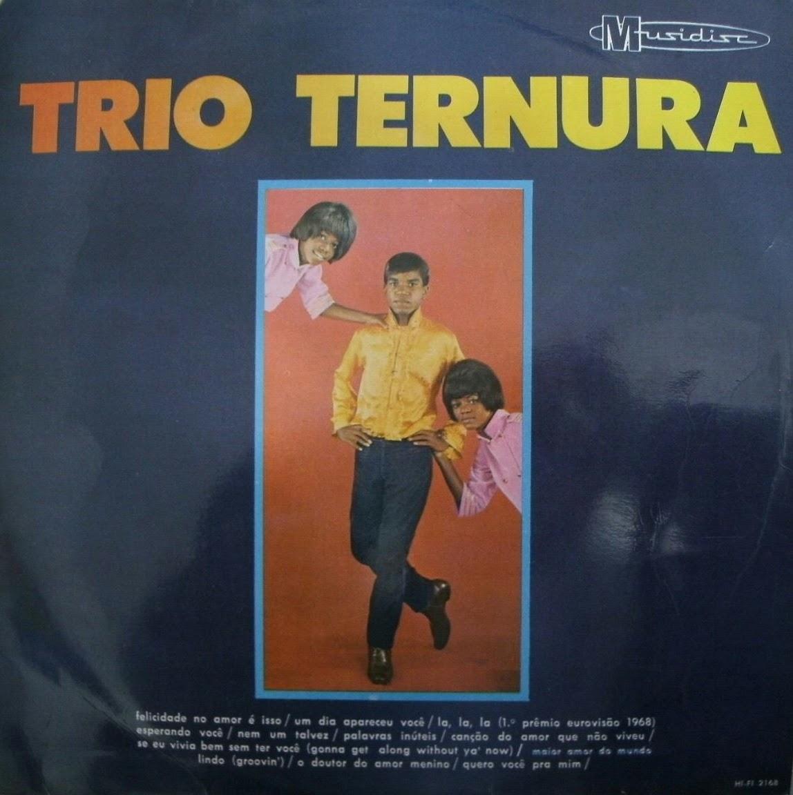 TRIO DO GRATUITO TERNURA MUSICAS AS DOWNLOAD