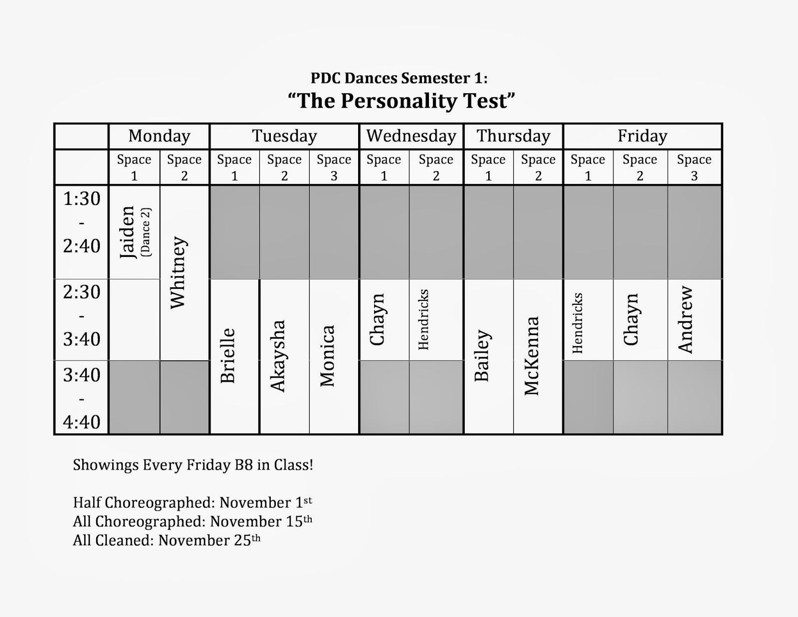 performing dance company pdc dance practice schedule after school