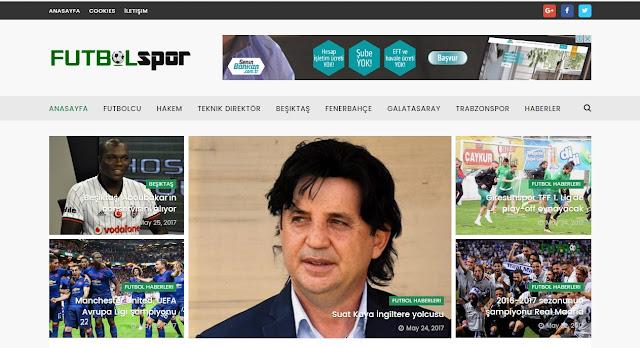 Blogger spor haberleri teması