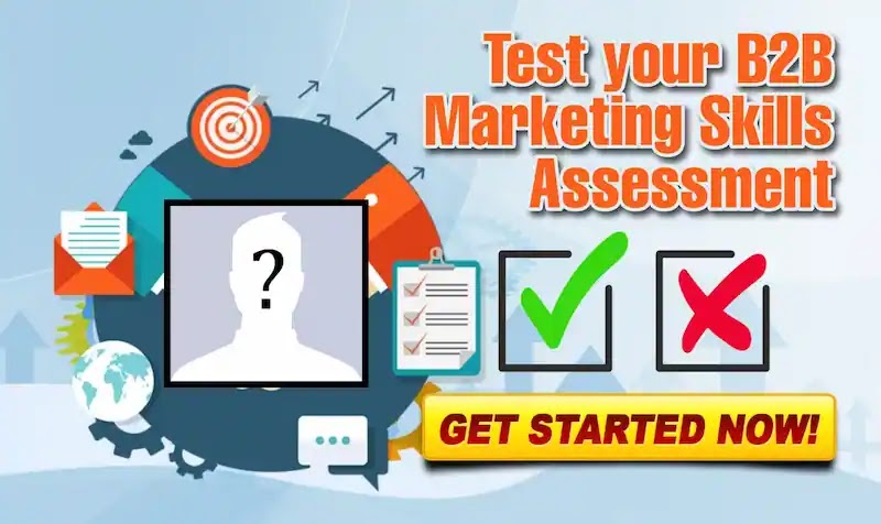 Test your B2B Marketing Skills Assessment