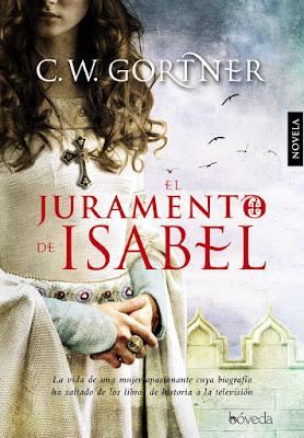El juramento de Isabel - C.W. Gortner (2012)