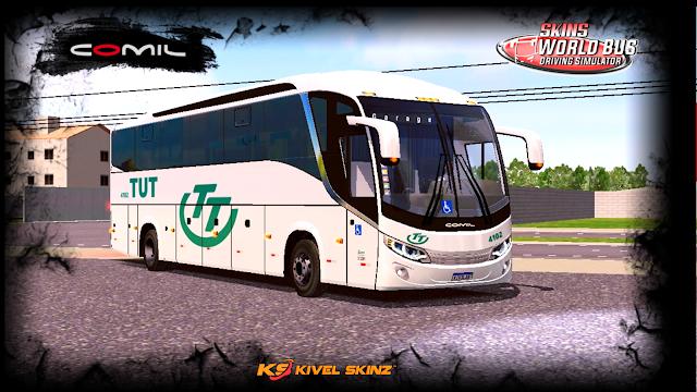 COMIL 1200 4X2 - VIAÇÃO TUT TRANSPORTES