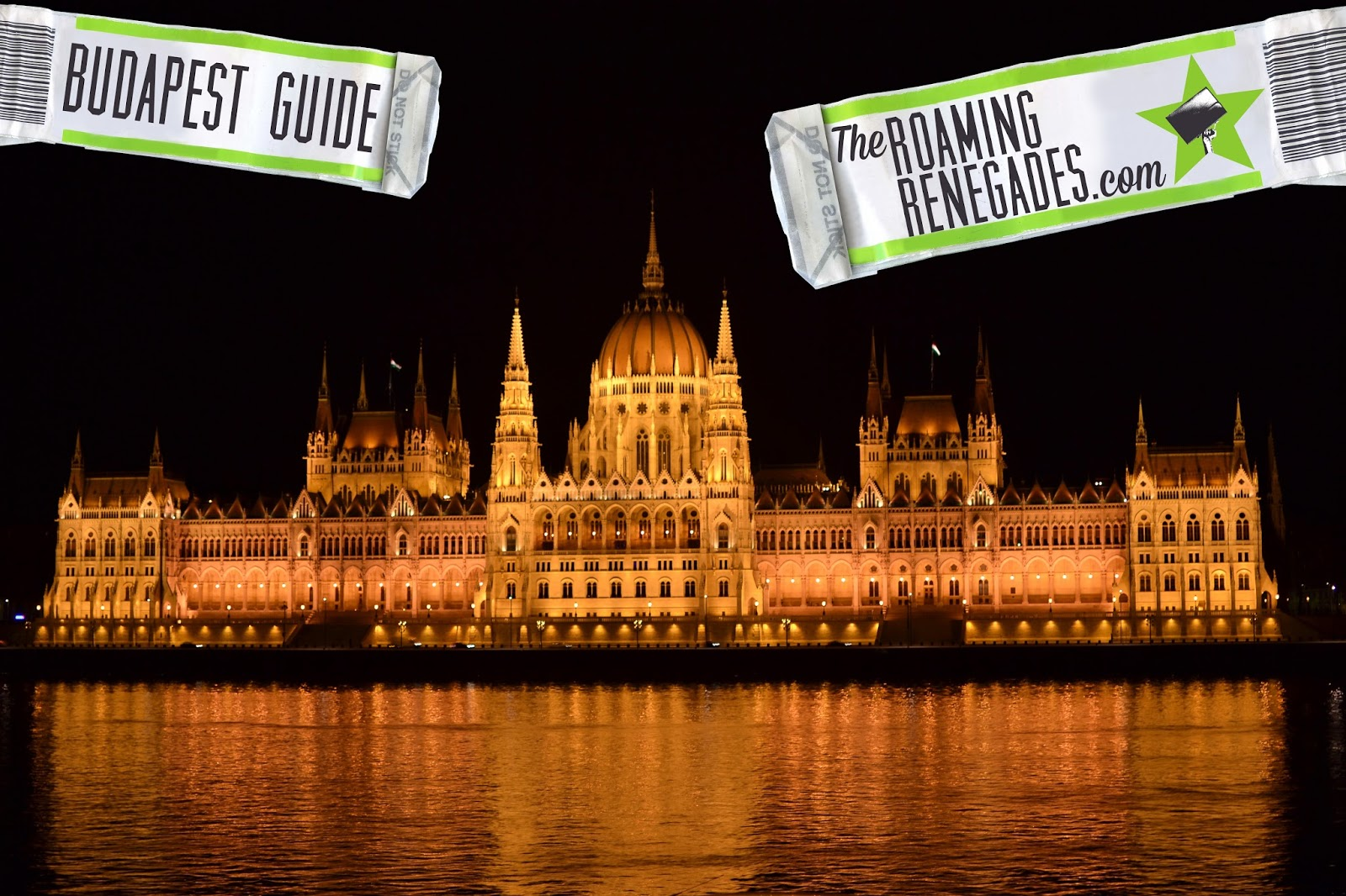 Budapest, The wonderful capital of Hungary we fell in love with