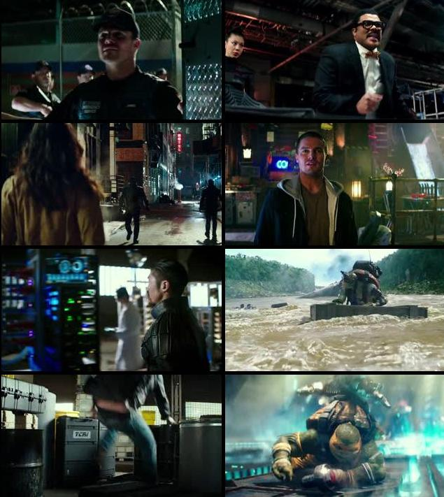 Teenage Mutant Ninja Turtles Out of The Shadows 2016 Dual Audio ORG Hindi 720p BluRay