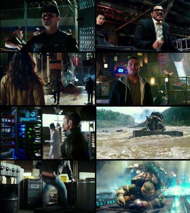 Teenage Mutant Ninja Turtles Out of The Shadows 2016 Dual Audio ORG Hindi 480p BluRay