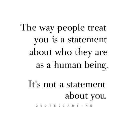 Perilaku Seseorang terhadap Orang Lain Mencerminkan Isi Hati Dirinya si Pelaku, Bukan tentang Orang Lain tersebut