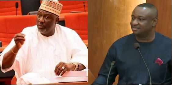 Ministerial-screening-Dino-Melaye-asks-Keyamo-recite-national-anthem