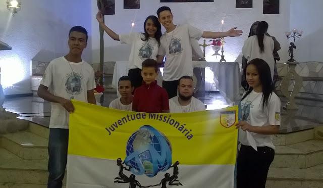 Celebração oficializa JM na Diocese de Mogi das Cruzes