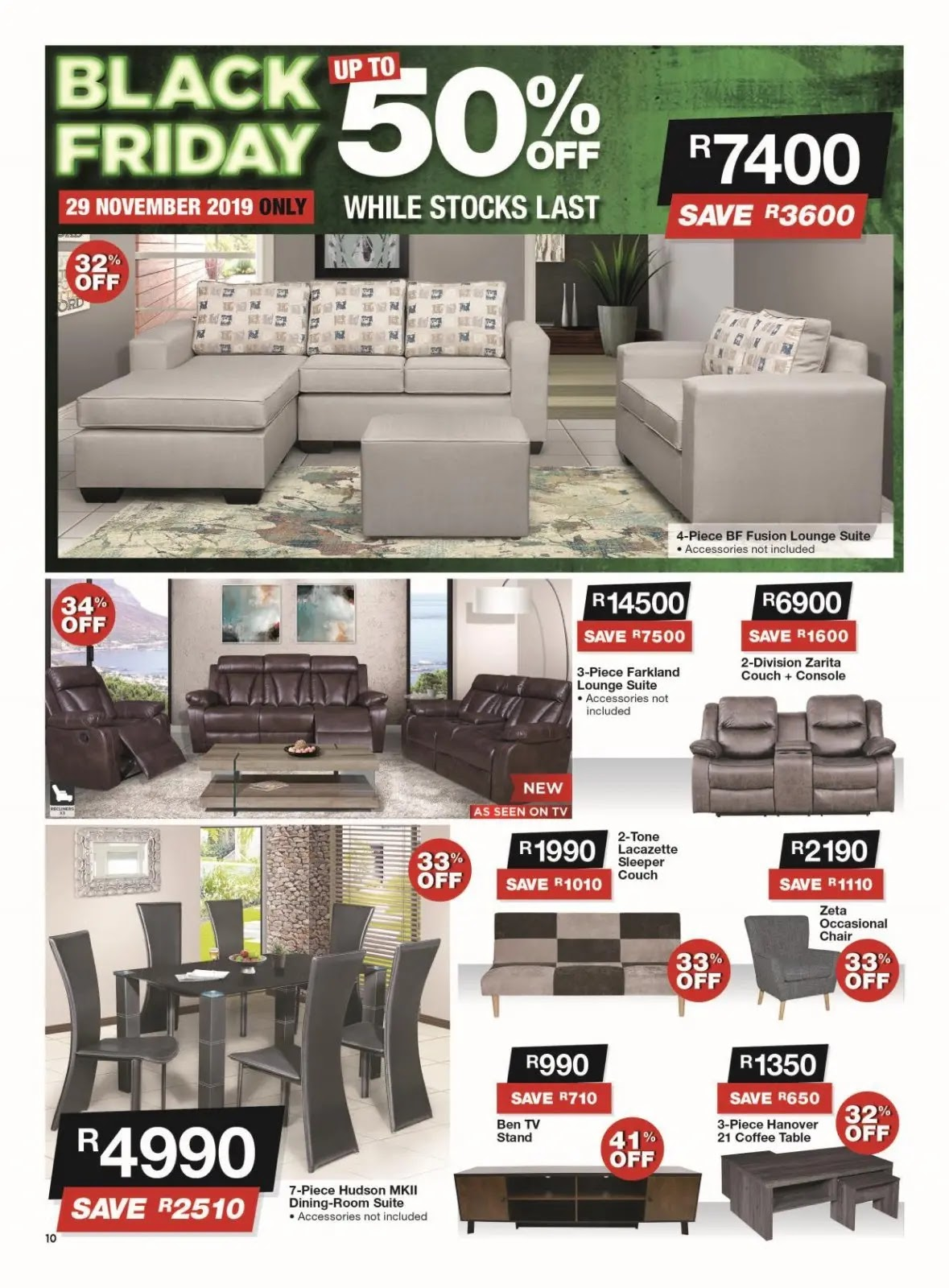 House & Home Black Friday Deals Page 6