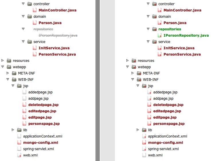 krams::: Spring Data - MongoDB (Revision for 1 0 0 M2)