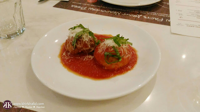 Motorino Meatball, Sky Avenue, Resorts World Genting,