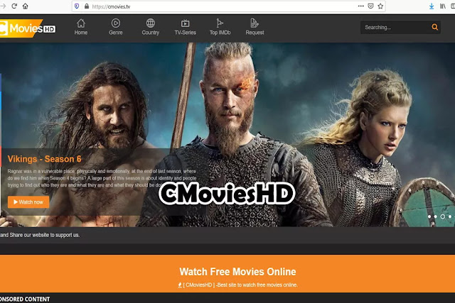 CMoviesHD : Free Movie Streaming Sites No Sign Up